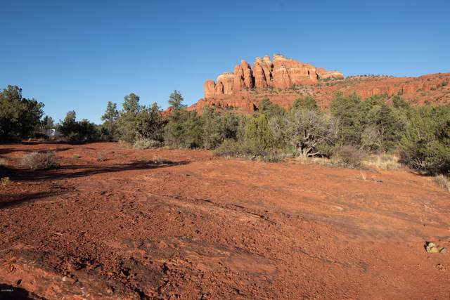 195 Cathedral Ranch Drive, Sedona, AZ 86351 (MLS #6000150) :: The Everest Team at eXp Realty