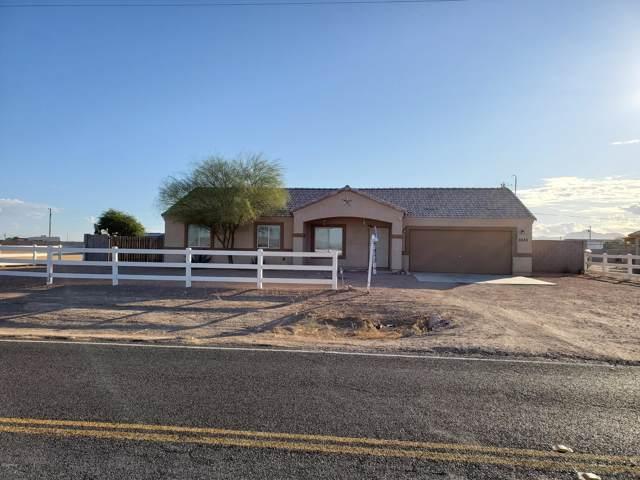 3535 N Estrella Road, Eloy, AZ 85131 (MLS #6000168) :: Revelation Real Estate