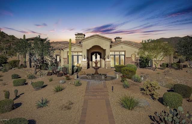 4327 N Sonoran Heights Circle, Mesa, AZ 85207 (MLS #6000178) :: Yost Realty Group at RE/MAX Casa Grande