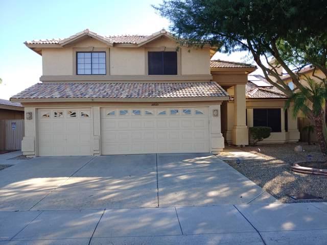 20723 N 56TH Avenue, Glendale, AZ 85308 (MLS #6000208) :: The Garcia Group