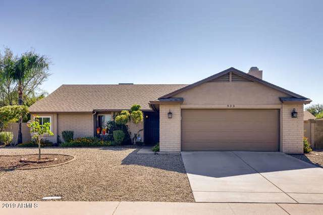 923 E Aire Libre Avenue, Phoenix, AZ 85022 (MLS #6000229) :: The Kenny Klaus Team