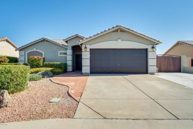 603 N Calle Largo, Mesa, AZ 85207 (MLS #6000249) :: The Laughton Team