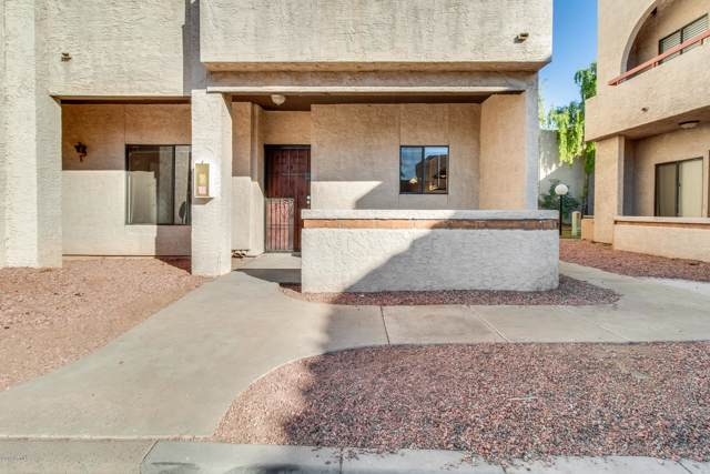 11666 N 28TH Drive #159, Phoenix, AZ 85029 (MLS #6000250) :: Devor Real Estate Associates