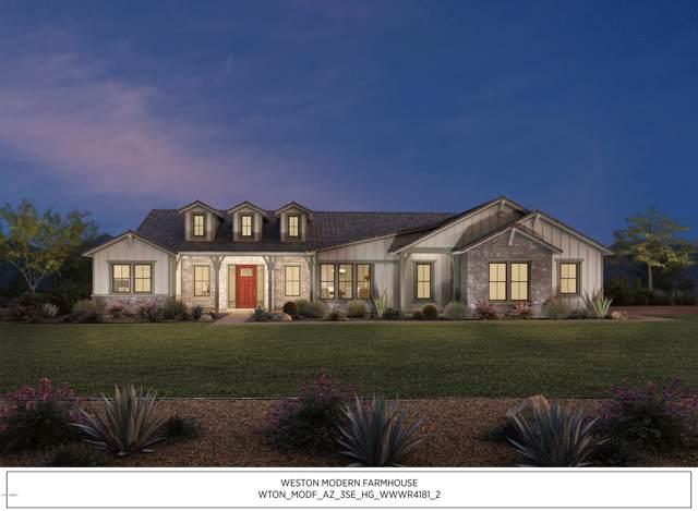 25091 S 198TH Street, Queen Creek, AZ 85142 (MLS #6000254) :: Revelation Real Estate
