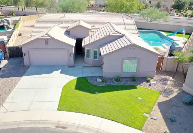 19651 N Aubrey Circle, Maricopa, AZ 85138 (MLS #6000276) :: Revelation Real Estate