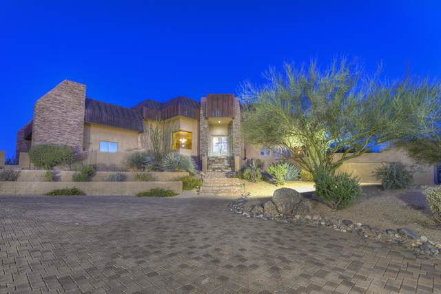 11501 E Mark Lane, Scottsdale, AZ 85262 (MLS #6000285) :: Brett Tanner Home Selling Team