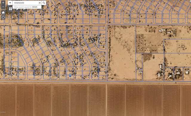 6620 W Houser Road, Eloy, AZ 85131 (MLS #6000322) :: The Kenny Klaus Team