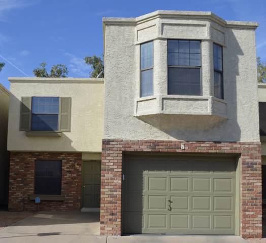 820 W University Drive #7, Tempe, AZ 85281 (MLS #6000327) :: The Kenny Klaus Team