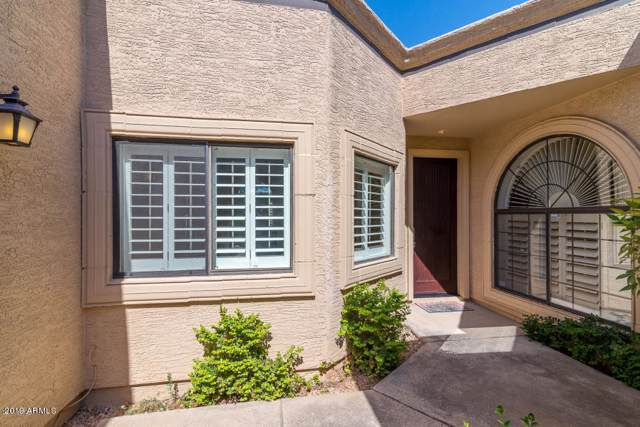 11075 N 77th Street, Scottsdale, AZ 85260 (MLS #6000328) :: The Kenny Klaus Team