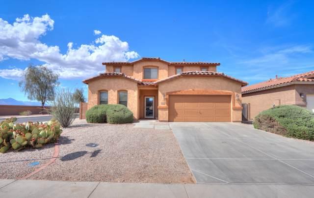 45480 W Alamendras Street, Maricopa, AZ 85139 (MLS #6000361) :: Devor Real Estate Associates