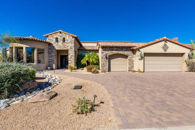 9904 E Quarry Trail, Scottsdale, AZ 85262 (MLS #6000386) :: Openshaw Real Estate Group in partnership with The Jesse Herfel Real Estate Group