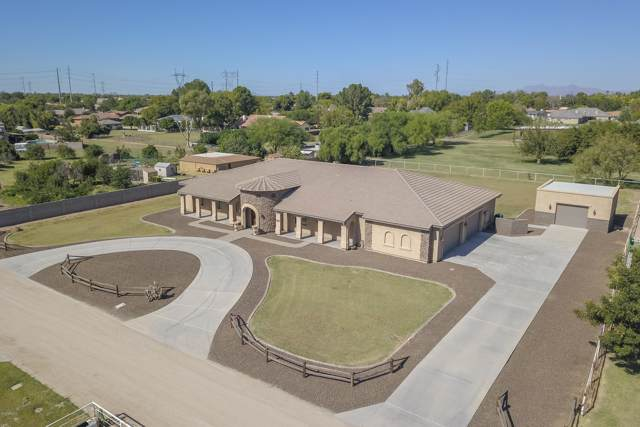 15806 E Park Avenue, Gilbert, AZ 85234 (MLS #6000403) :: The Daniel Montez Real Estate Group