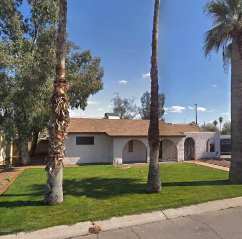 4203 N 30TH Drive, Phoenix, AZ 85017 (MLS #6000427) :: The Bill and Cindy Flowers Team