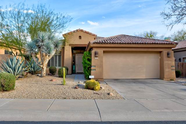 8183 E Mountain Spring Road, Scottsdale, AZ 85255 (MLS #6000520) :: CC & Co. Real Estate Team