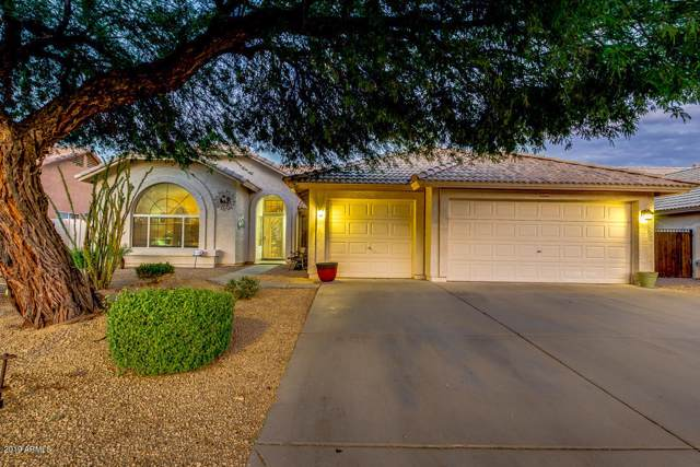 2467 N 132ND Avenue, Goodyear, AZ 85395 (MLS #6000547) :: The Luna Team