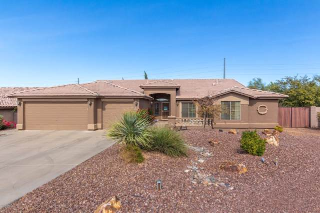 4554 E White Feather Lane, Cave Creek, AZ 85331 (MLS #6000628) :: Brett Tanner Home Selling Team