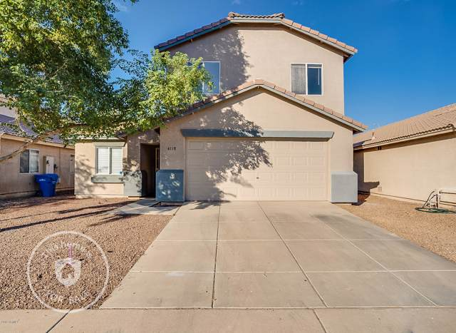 4118 S 62ND Lane, Phoenix, AZ 85043 (MLS #6000634) :: Brett Tanner Home Selling Team