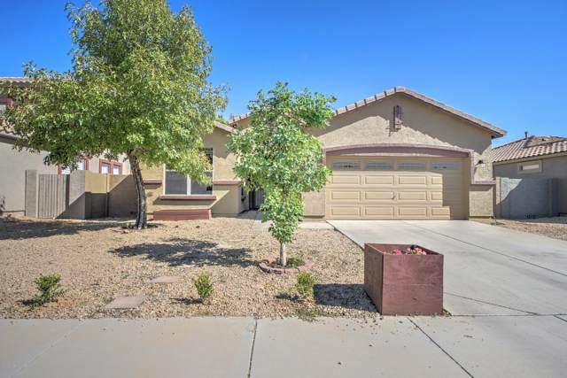 4303 N 154th Drive, Goodyear, AZ 85395 (MLS #6000654) :: The Garcia Group