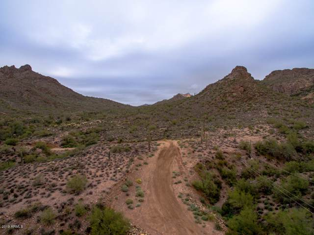 0 N Idaho Road, Apache Junction, AZ 85120 (MLS #6000662) :: The Daniel Montez Real Estate Group