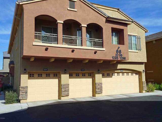 2150 W Alameda Road #2235, Phoenix, AZ 85085 (MLS #6000666) :: The Laughton Team