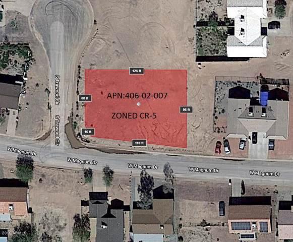 13061 S Trawood Circle, Arizona City, AZ 85123 (MLS #6000685) :: Brett Tanner Home Selling Team