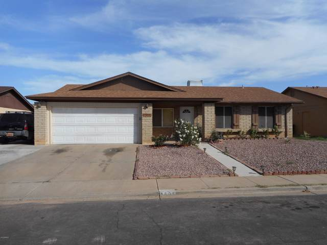 2305 S Orange Street, Mesa, AZ 85210 (MLS #6000754) :: Brett Tanner Home Selling Team