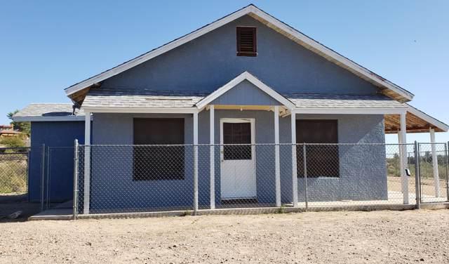 55205 N Vulture Mine Road, Wickenburg, AZ 85390 (MLS #6000760) :: Occasio Realty