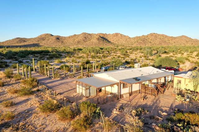 55830 W Ivory Road, Maricopa, AZ 85139 (MLS #6000771) :: Devor Real Estate Associates