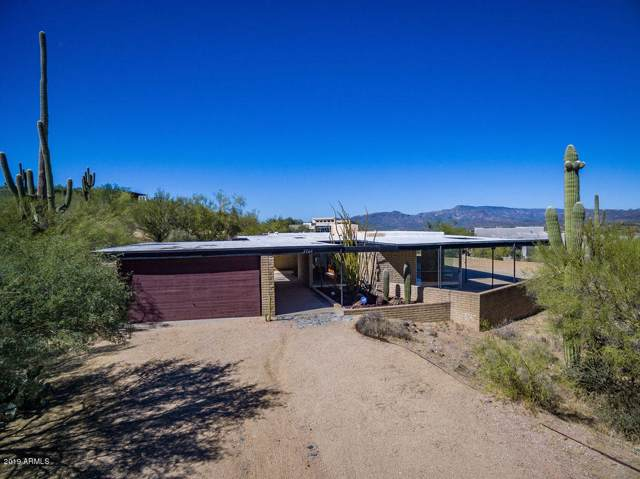 7724 E Long Rifle Road, Carefree, AZ 85377 (MLS #6000819) :: The Kenny Klaus Team