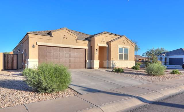 16907 N Quinto Drive, Maricopa, AZ 85138 (MLS #6000830) :: Revelation Real Estate