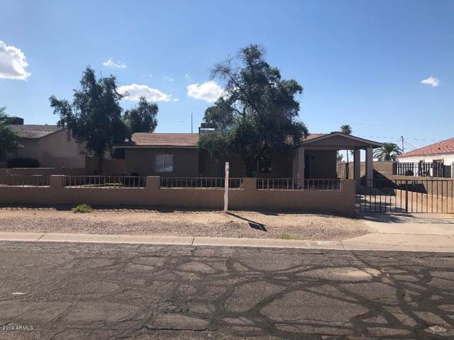 8436 S 9 Th Street S, Phoenix, AZ 85042 (MLS #6000938) :: Scott Gaertner Group