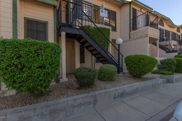8888 N 47TH Avenue #226, Glendale, AZ 85302 (MLS #6001035) :: Homehelper Consultants