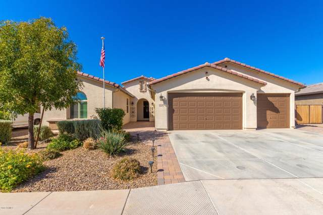 41110 N Eliana Drive, San Tan Valley, AZ 85140 (MLS #6001036) :: The Property Partners at eXp Realty