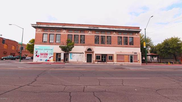 1055 N G Avenue, Douglas, AZ 85607 (MLS #6001059) :: Devor Real Estate Associates