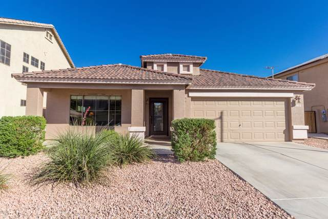 1530 N Desert Willow Avenue, Casa Grande, AZ 85122 (MLS #6001060) :: Lux Home Group at  Keller Williams Realty Phoenix