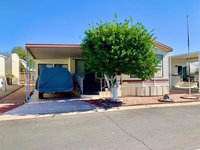7750 E Broadway Road #348, Mesa, AZ 85208 (MLS #6001081) :: The Kenny Klaus Team