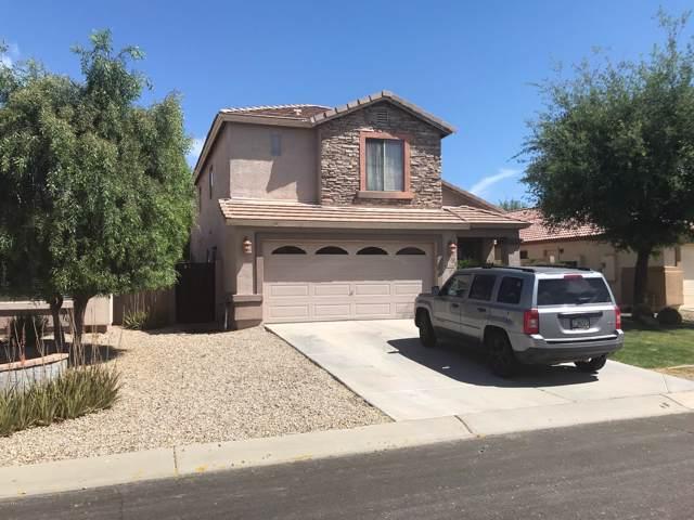 2836 E Silversmith Trail, San Tan Valley, AZ 85143 (MLS #6001082) :: Selling AZ Homes Team