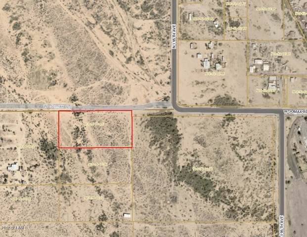 0 W Jomax Road, Wittmann, AZ 85361 (MLS #6001098) :: The Daniel Montez Real Estate Group