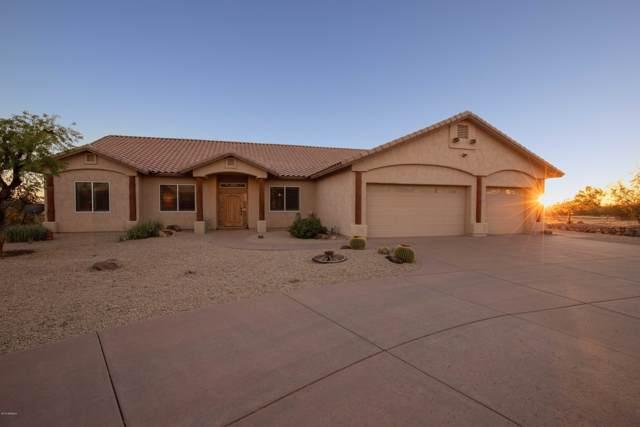 21445 W Vista Royale Drive, Wickenburg, AZ 85390 (MLS #6001110) :: Occasio Realty