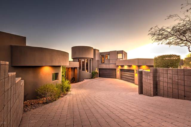 9733 N Four Peaks Way, Fountain Hills, AZ 85268 (MLS #6001111) :: Cindy & Co at My Home Group