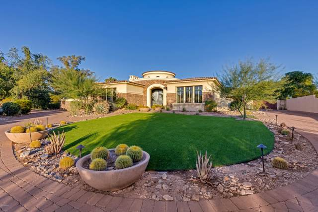 6225 N 38TH Street, Paradise Valley, AZ 85253 (MLS #6001135) :: Brett Tanner Home Selling Team