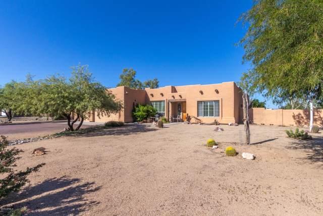 24534 W Mark Lane, Wittmann, AZ 85361 (MLS #6001142) :: The Daniel Montez Real Estate Group