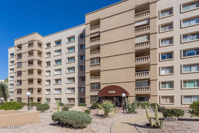 7940 E Camelback Road #404, Scottsdale, AZ 85251 (MLS #6001147) :: Howe Realty