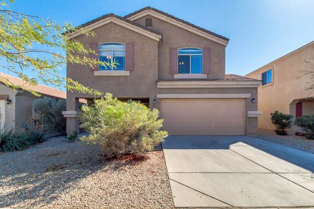 2117 W Wilson Avenue, Coolidge, AZ 85128 (MLS #6001204) :: Yost Realty Group at RE/MAX Casa Grande