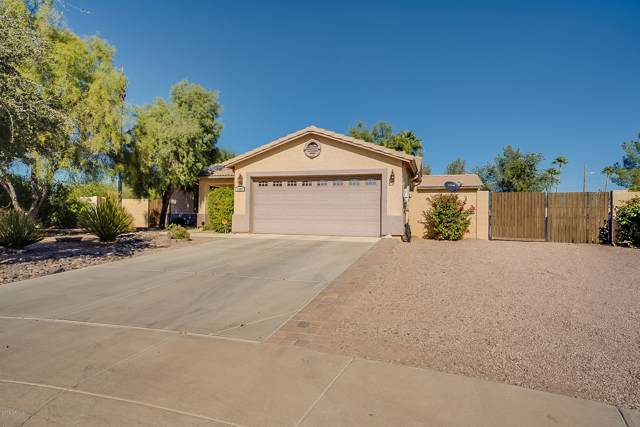1202 W Prior Avenue, Coolidge, AZ 85128 (MLS #6001218) :: Kortright Group - West USA Realty
