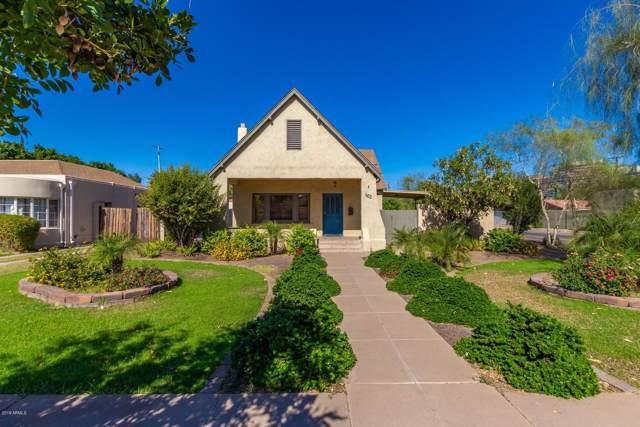 302 W Lewis Avenue, Phoenix, AZ 85003 (MLS #6001225) :: Lifestyle Partners Team