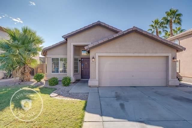 2519 E Sheffield Avenue, Gilbert, AZ 85296 (MLS #6001276) :: Revelation Real Estate