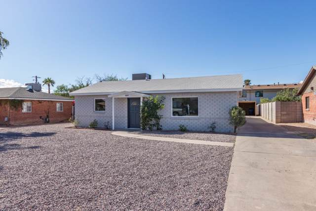 1644 N 43RD Street, Phoenix, AZ 85008 (MLS #6001325) :: The Kenny Klaus Team