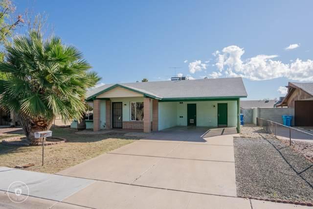 3835 W Altadena Avenue, Phoenix, AZ 85029 (MLS #6001359) :: Devor Real Estate Associates