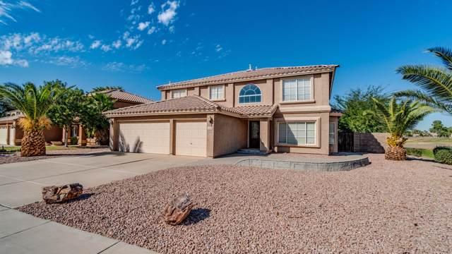 2712 E Pinto Drive, Gilbert, AZ 85296 (MLS #6001386) :: Brett Tanner Home Selling Team